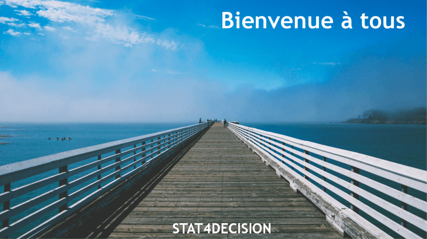 bienvenue stat4decision