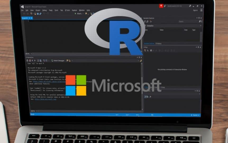 Microsoft R client