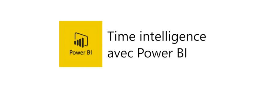 time intelligence power BI