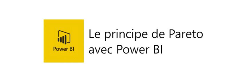 Pareo power BI
