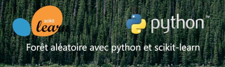 foret aleatoire python